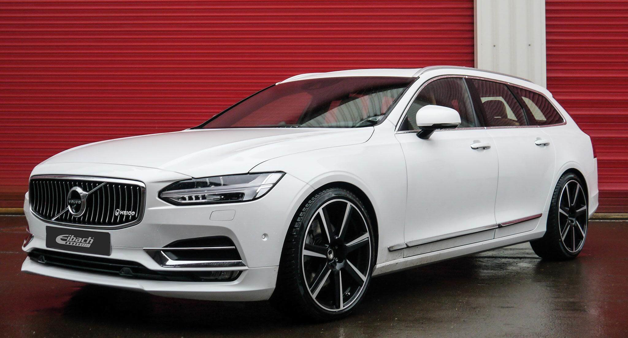 Volvo V90 Research New