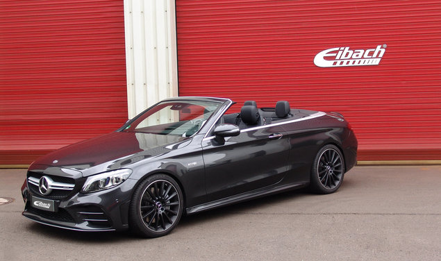 Mercedes AMG C 43 4-matic | PRO-KIT & PRO-SPACER